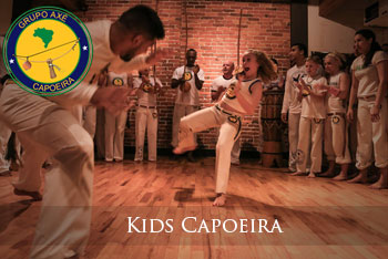 Kid's Capoeira